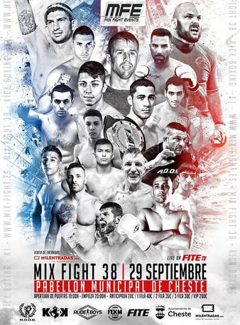 Mix Fight Events 38