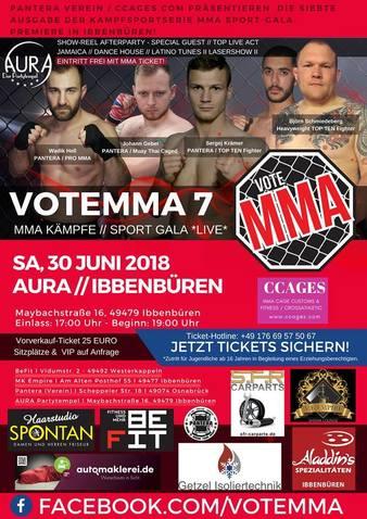 Vote MMA 7