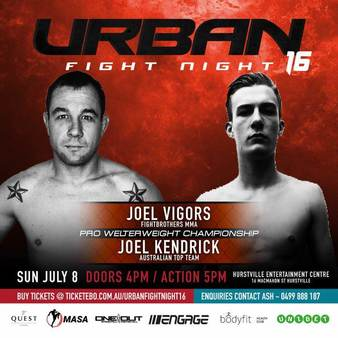 Urban Fight Night 16
