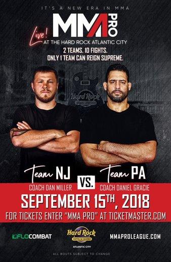 MMA Pro League 1