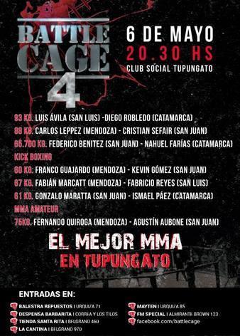 Battle Cage 4