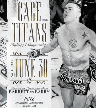 Cage Titans 39