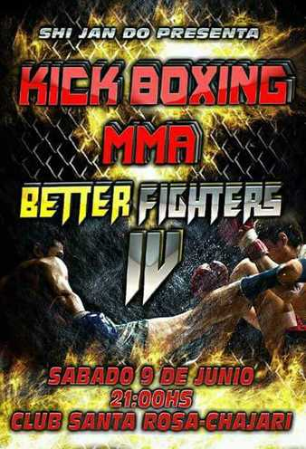 Better Fighters 4