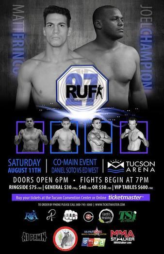 RUF MMA 27