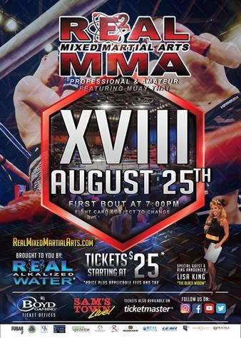 Real MMA 18