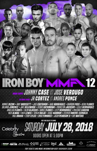 Iron Boy MMA 12