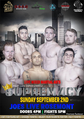 Fight Card Entertainment