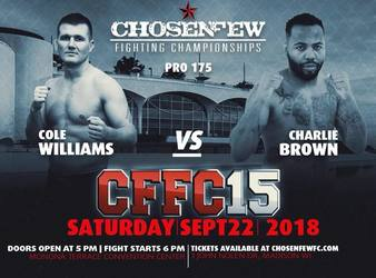 Chosen Few FC 15