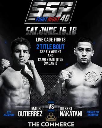 SSP Fight Night 40