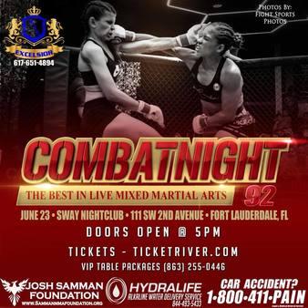 Combat Night 92