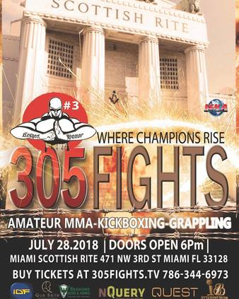 305 Fights 3