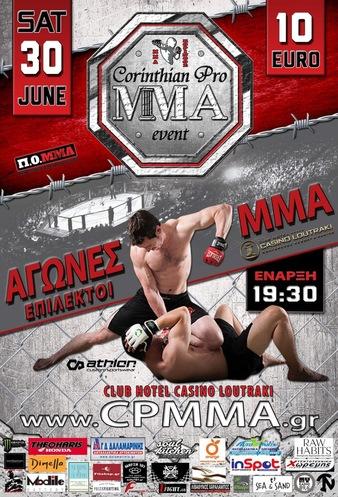 Corinthian Pro MMA 2