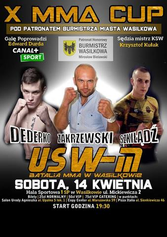 MMA Cup 10