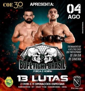 BOPE Fight Brasil 1