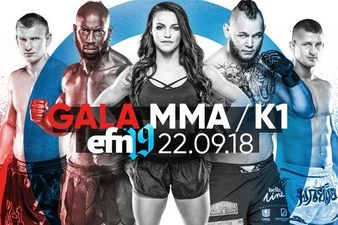 Envio Fight Night '19
