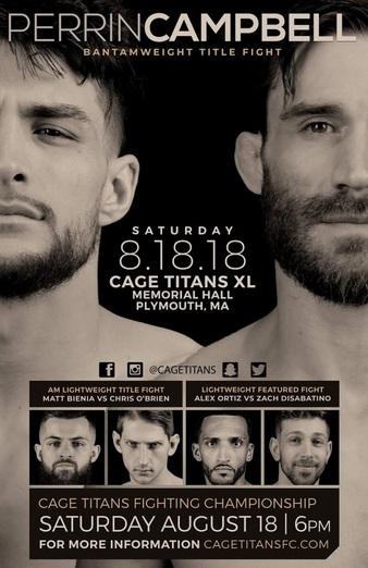 Cage Titans 40