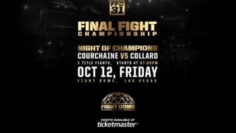 Final Fight Championship 31