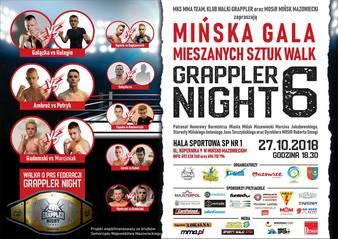 Grappler Night 6