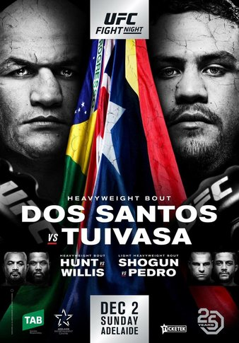 UFC Fight Night 142