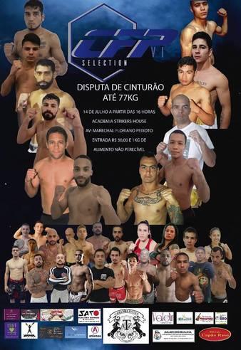 Curitiba Fight Pro 6