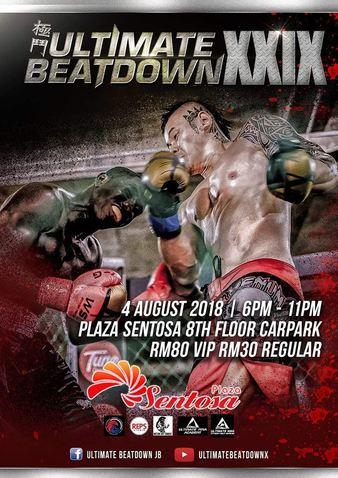 Ultimate Beatdown 29