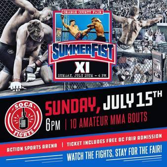 SummerFist 11