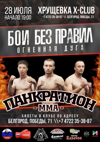 Pankration MMA