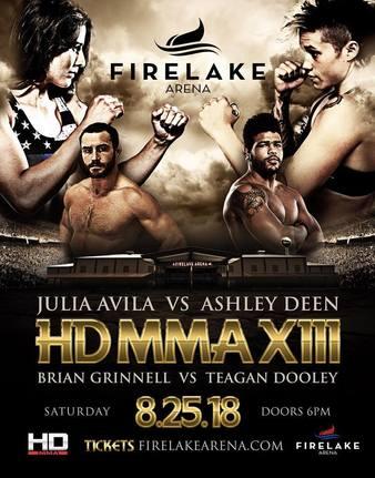 HD MMA 13