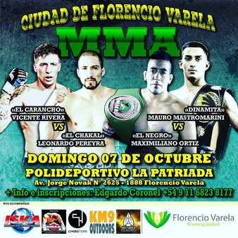 Ciudad de Florencio Varela MMA