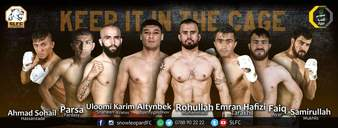 Fight Nights Afghanistan 4