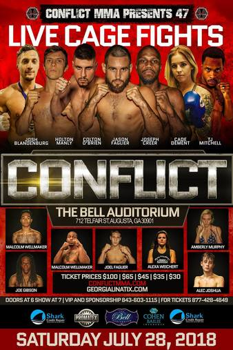Conflict MMA 47