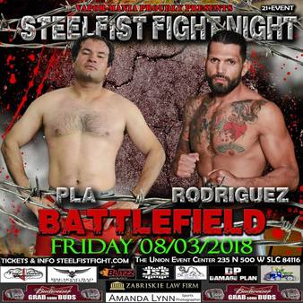 SteelFist Fight Night 60