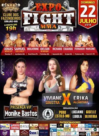 Expo Fight MMA 1