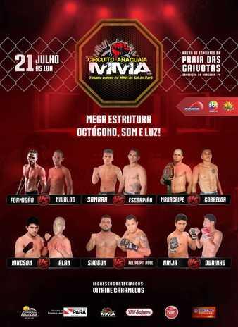 Cricuito Araguaia de MMA 12