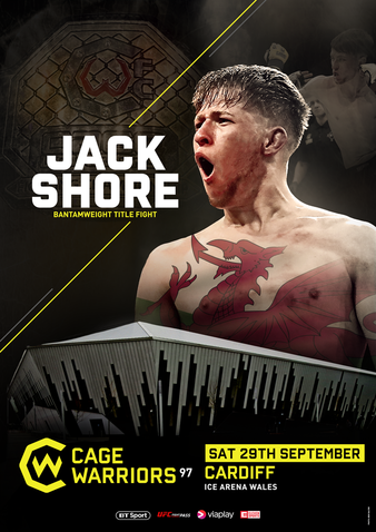 Cage Warriors 97