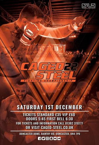 Caged Steel FC 22