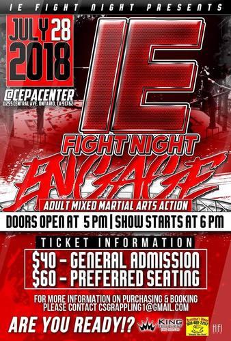 I.E. Fight Night 4