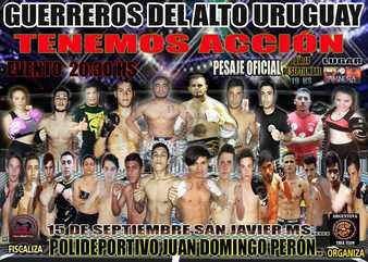 Guerreros del Alto Uruguay