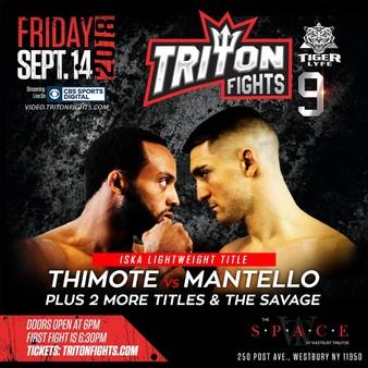 Triton Fights 9