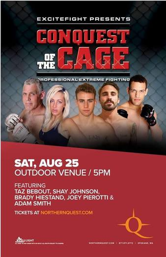Conquest of the Cage