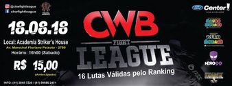 CWB Fight League 1