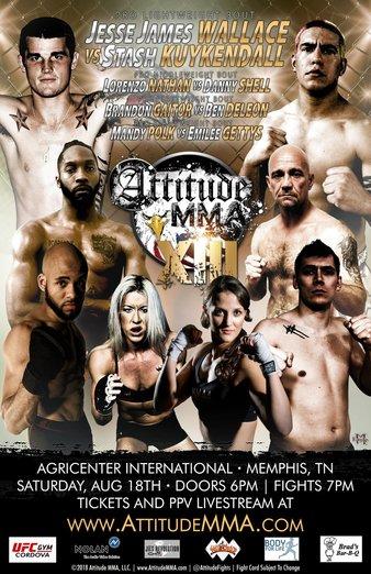 Attitude MMA Fights 13