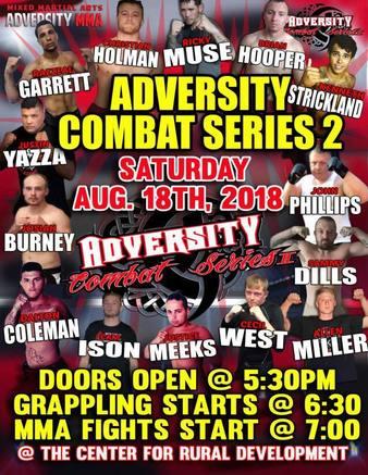 Adversity Combat Series 2
