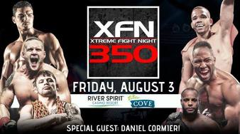Xtreme Fight Night 350