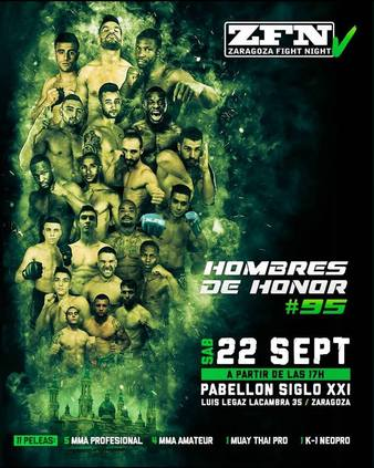 Hombres De Honor 95