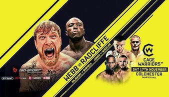 Cage Warriors 99