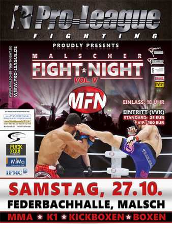 Malscher Fight Night 5