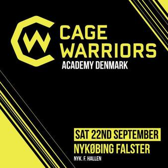 Cage Warriors Academy Denmark 1