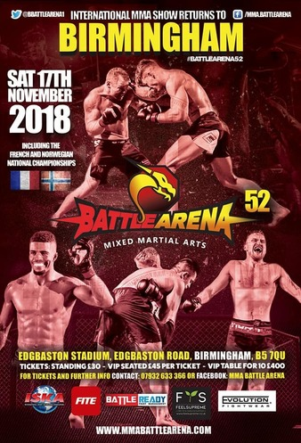 Battle Arena 52