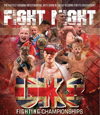 UK Fighting Championships 8